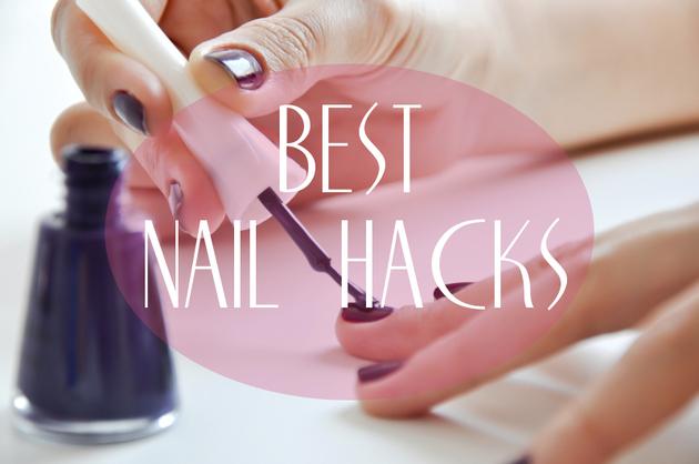 Best Nail Hacks and Manicure Tricks | Beautylingual